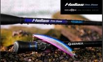 Спиннинг ZEMEX Hellas Sea Bass изображение